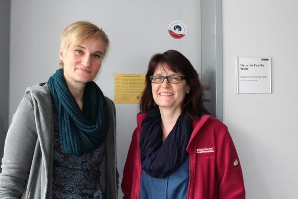 Andrea Overesch & Kristin Buß_(Fotografin_Ira Scheidig)