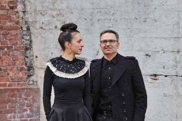 Marie Séféferian & Henning Schmiedt